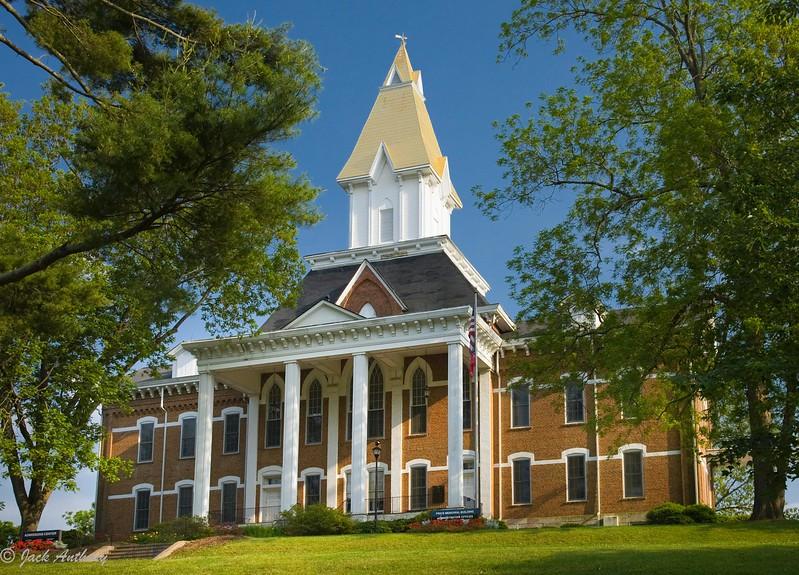 Price Memorial Building, University of North Georgia, Dahlonega, Ga.