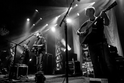 Yonder Mountain String Band live at the Fillmore April 14,2012