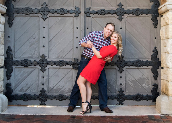 Travis & Tracey Engagement 2016