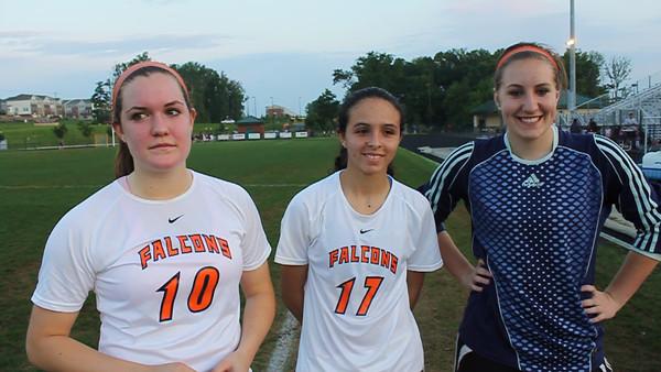 Girls Soccer: Briar Woods-Potomac Falls Dulles Quarterfinal
