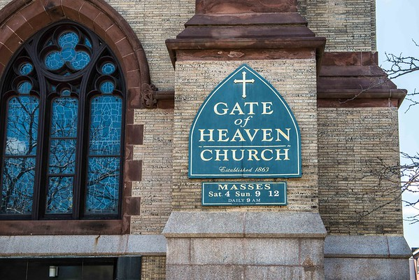 Gate of Heaven St. Brigid First Holy  Communion 2018