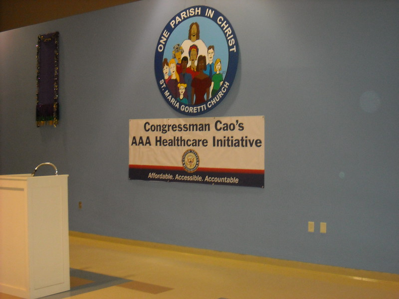 Health Fair with Congressman Cao 004.JPG