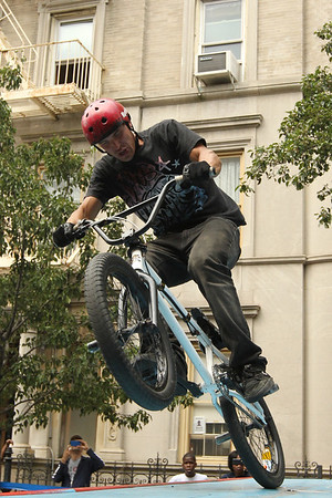 King of New York BMX June 2012