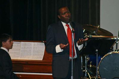 Jazz Concert - 16 Oct 2008