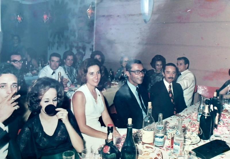 Dundo Passagem do ano 1973