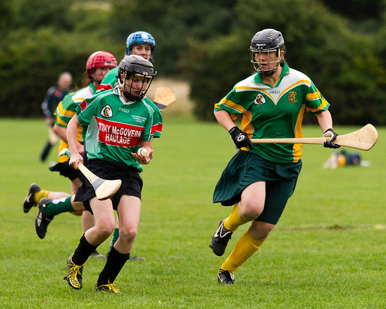 15 Sep 2013 - Green Isle Camogie vs Brothers Pearse Camogie