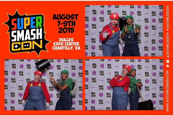 Super Smash Con (Video Game Convention)