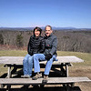 2018-04-21 Caper Cornwal Dump Mohawk Mountain V(118) Mom Dad Sandy Tony Picnic Table