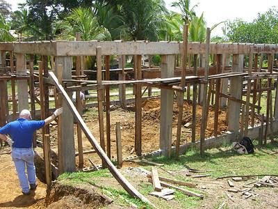 2008 Building Campaign, Island of Solarte, Panama