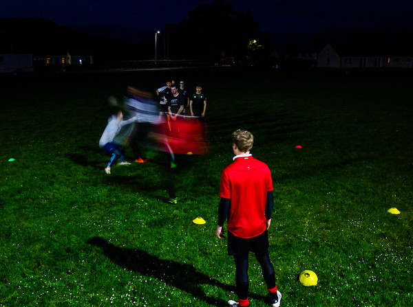 190327 Arran Rugby 7s Training