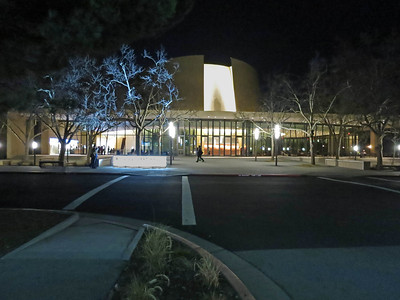 My first concert at Stanford's Bing Concert Hall