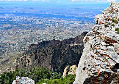 Sandia Peak, New Mexico (September 7)