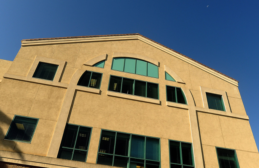 . A view of the  United States Bankruptcy court in Riverside August 28,2013.  GABRIEL LUIS ACOSTA/STAFF PHOTOGRAPHER.
