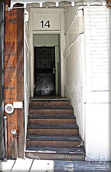 I'll take Door #14, Monty  ©2009 FlorieGray
