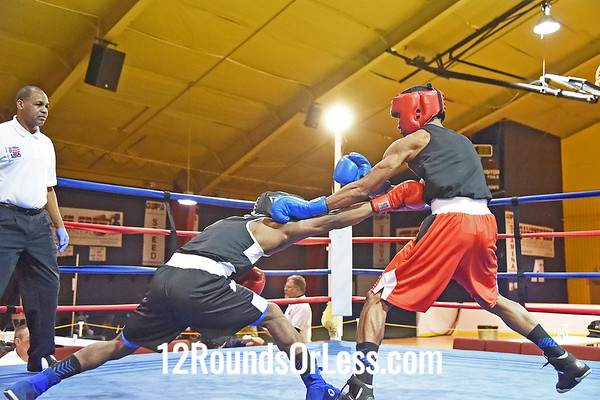 13=Bout #13:   DaNary Brown, Earl B. Turner Gym   vs.   Branson Price, Unattached,   141 Lbs.