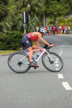 world triathlon series bermuda 2018 - women