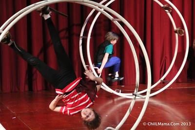 Gym Wheel - CircEsteem
