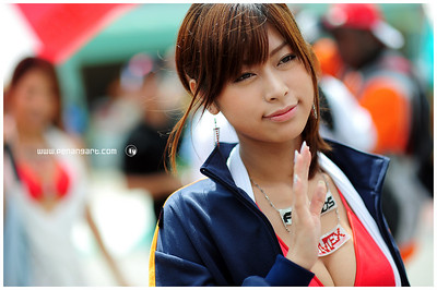 SuperGT 2009 - Race Queens