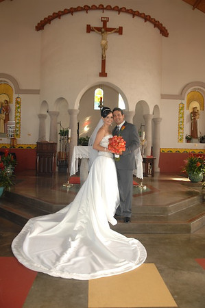 Mr. & Mrs. Arellano Wedding Aug. 2012