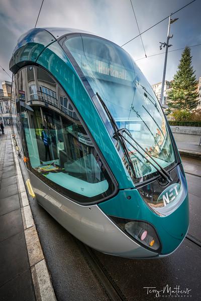 Nottingham Express Transit - Tram