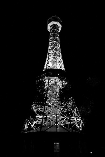 This Isn't the Eiffel Tower...