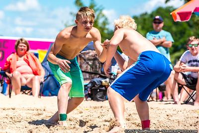 Round 3 - Championship Semifinals - 2017 Beast of the Beach