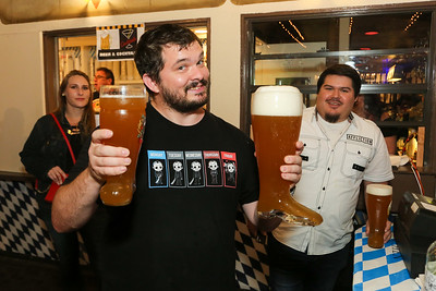 2019 Oktoberfest Weekend 5 (Oct. 11-13)