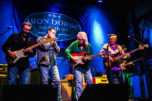 Mike O'Neill & Friends, Iron Horse Pub, Wichita Falls, TX, 12/21/2019