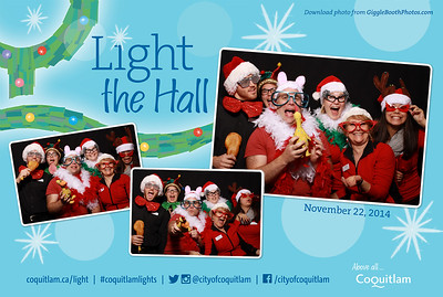 City of Coquitlam - Light the Halls