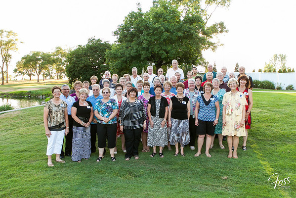 Waunakee Class Reunion