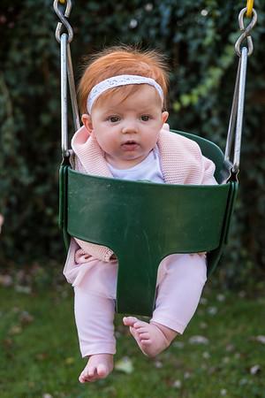 Paige 4 Months