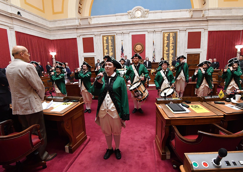 Fife and Drum Corps Capitol