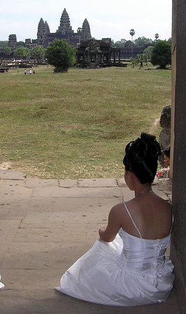 Angkor Wat - People