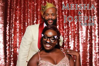Meisha & Joe's Wedding - 9/28/2019