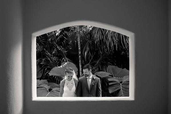 Kasia and Matt´s Destination Wedding at Secrets Maroma, Riviera Maya
