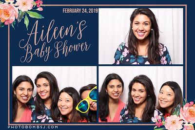 Aileen's Baby Shower