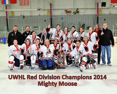 Red Championship - Mighty Moose vs Bobcats