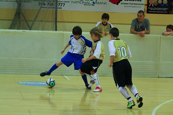 2012 University of Charleston Indoor Soccer Tournament