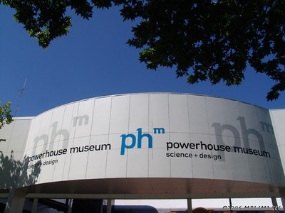 Sydney Powerhouse Museum