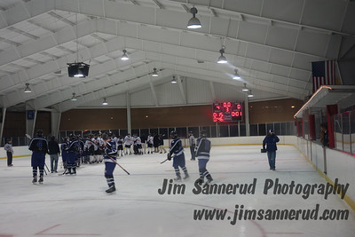 White Plains High School Tigers vs. New Rochelle Huguenots Varsity Ice Hockey at Ebersole Ice Rink