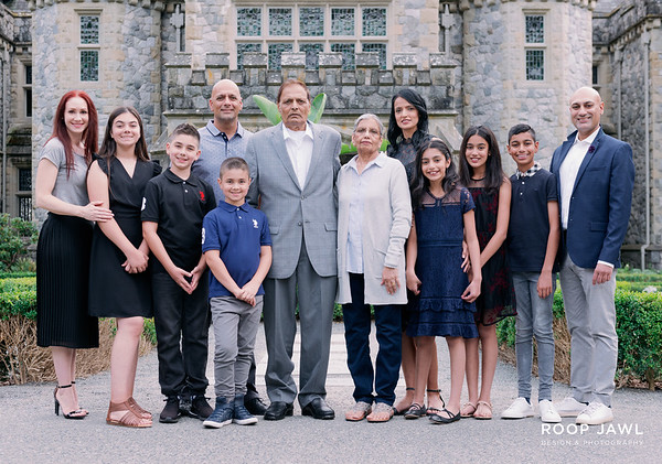 Sandhu and Bajwa Family
