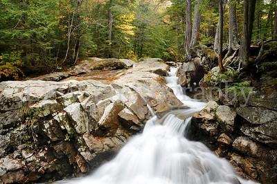 Basin Trail Falls 2