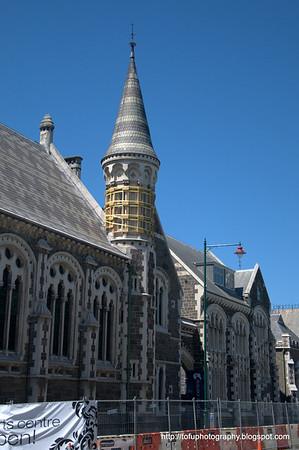 A Christchurch stroll pt 2 - November 2010