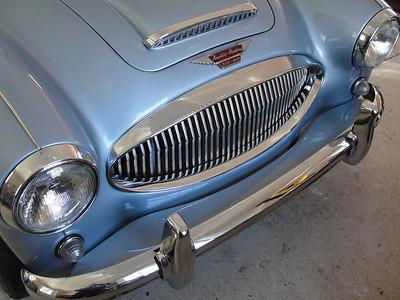 1963 Austin Healey 3000 Mk II