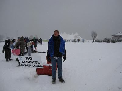 Polar Bear Plunge 2010