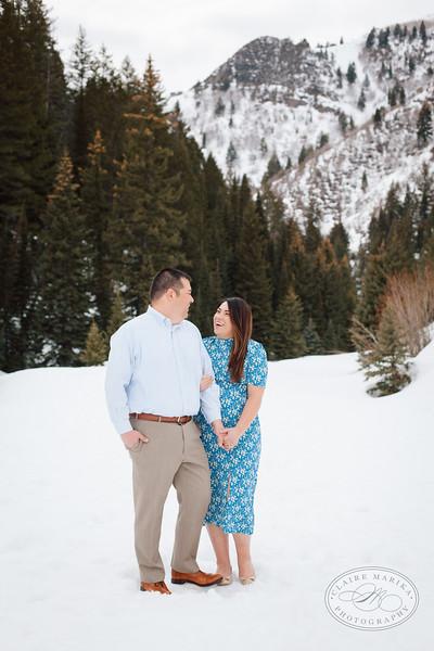 Alina and Shawn Engagements