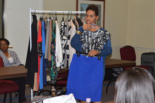 The Total Package: Presenting the Professional Woman Style and Makeup Workshop