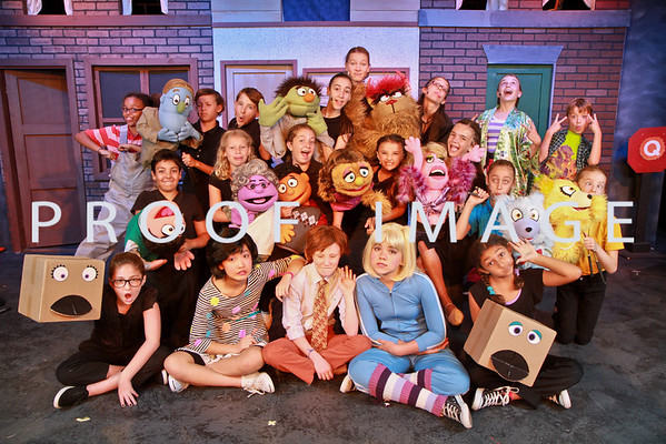 Avenue Q Muppet Cast Camp 2