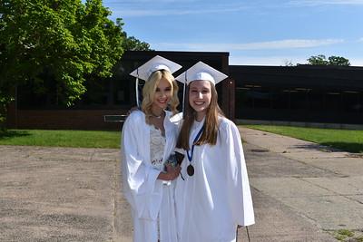 Lyman Hall High School 2021 Graduation - Spotted