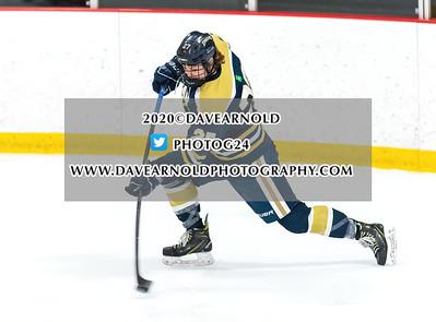 1/22/2020 - Boys Varsity Hockey - Winchester vs St. Mary's